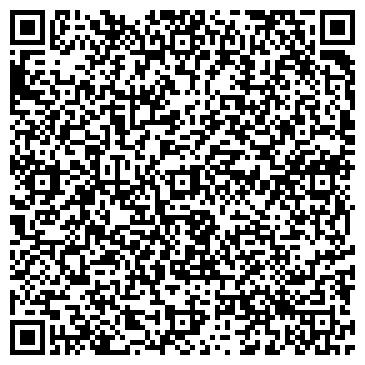 QR-код с контактной информацией организации КОМПАНИЯ АБАДА