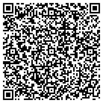 QR-код с контактной информацией организации ПАРИКМАХЕРСКАЯ ДЛЯ ВАС