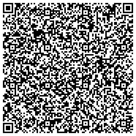 QR-код с контактной информацией организации Территориальный отдел Управления Роспотребнадзора по Московской области в городах Пущино, Серпухов, Серпуховском, Чеховском районах