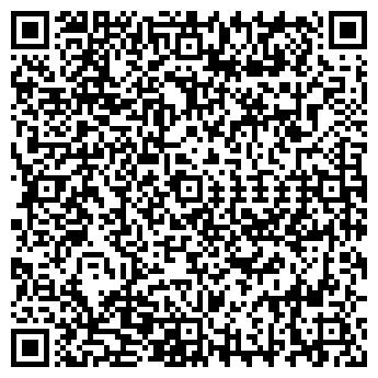 QR-код с контактной информацией организации РУССКАЯ ТРОЙКА