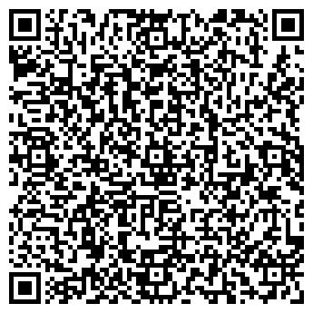 QR-код с контактной информацией организации Отделение Борисовское, 17