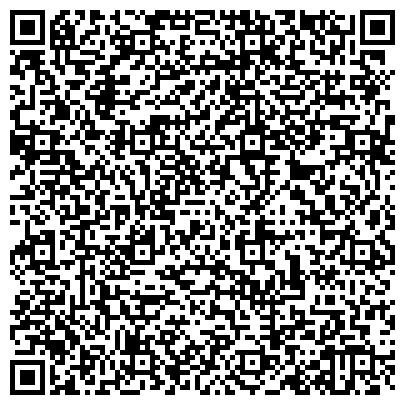 QR-код с контактной информацией организации АДМИНИСТРАЦИЯ ГОРОДСКОГО ПОСЕЛЕНИЯ ПОВАРОВО