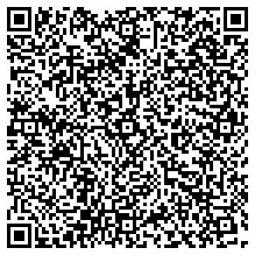 QR-код с контактной информацией организации СЕВЕРО-ЗАПАД ПО НЕДВИЖИМОСТИ