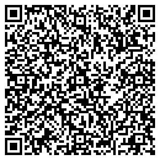 QR-код с контактной информацией организации ПЛАТО