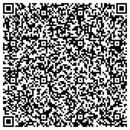 QR-код с контактной информацией организации Испытательная лаборатория по определению безопасности и качества продукции