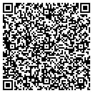 QR-код с контактной информацией организации ЦИФРА ОДИН