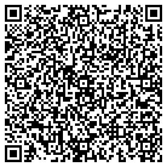 QR-код с контактной информацией организации ОГНИ ПОДМОСКОВЬЯ БАНК