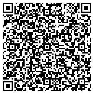 QR-код с контактной информацией организации ЛЕФКО-БАНК
