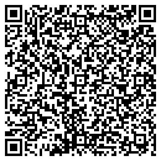 QR-код с контактной информацией организации SEVENDAYS