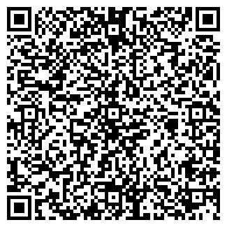 QR-код с контактной информацией организации GUESS