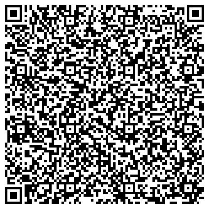 QR-код с контактной информацией организации Участок Санитарная уборка территорий