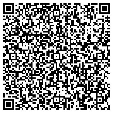 """QR-код с контактной информацией организации """"Мультишкола"""""""