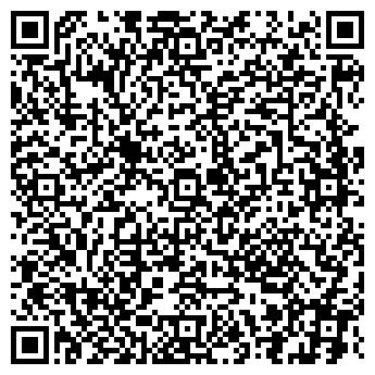 QR-код с контактной информацией организации ХАТУНСКАЯ ШКОЛА