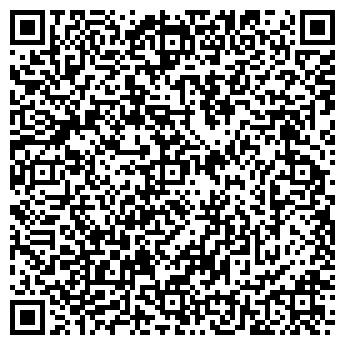 QR-код с контактной информацией организации АЛФИМОВСКАЯ ШКОЛА
