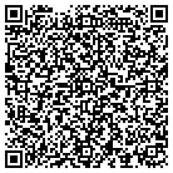 QR-код с контактной информацией организации МАЛИНСКАЯ ОСНОВНАЯ ШКОЛА