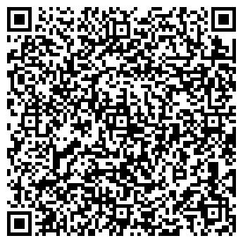 QR-код с контактной информацией организации Отдел культурно-досуговой деятельности