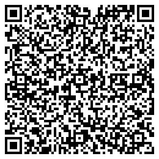QR-код с контактной информацией организации Сектор кадров