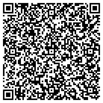 QR-код с контактной информацией организации РУФ МОНТАЖ СЕРВИС