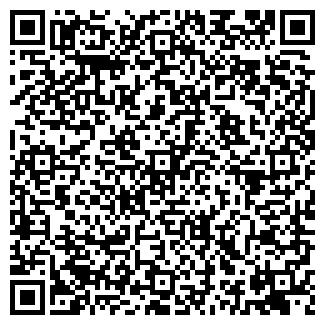 QR-код с контактной информацией организации ГИМНАЗИЯ