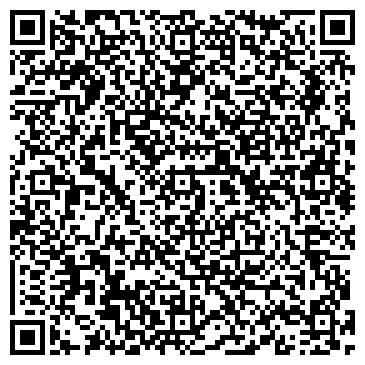 QR-код с контактной информацией организации ЛОГС-КОМПАНИ, агентство недвижимости