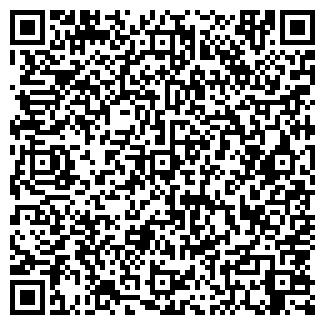 QR-код с контактной информацией организации АЛИНА