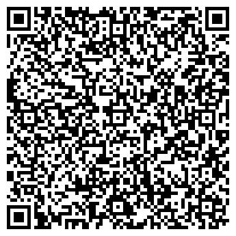 QR-код с контактной информацией организации ЗОЛОТАЯ КОШКА