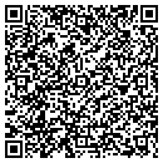 QR-код с контактной информацией организации ТАКСИ № 1