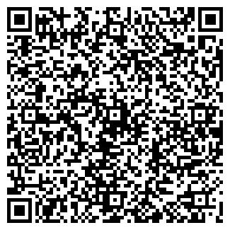 QR-код с контактной информацией организации ООО KALEVA