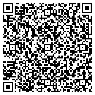 QR-код с контактной информацией организации ЛУЧШИЕ ОКНА
