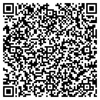 QR-код с контактной информацией организации ОКНА ЛОДЖИК