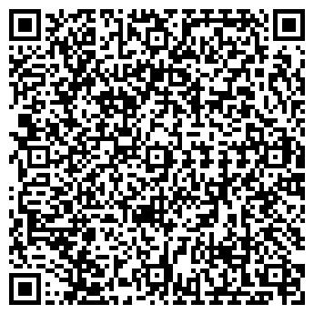 QR-код с контактной информацией организации ОТКРЫТАЯ ЛИНИЯ