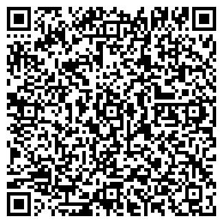 QR-код с контактной информацией организации ЧИСТОТА ЛИНИЙ