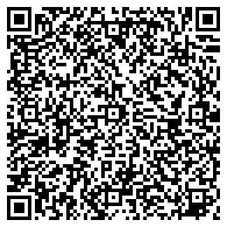 QR-код с контактной информацией организации ЧУП БАТКОМ
