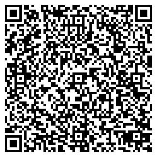 QR-код с контактной информацией организации CHOCO TOUCH