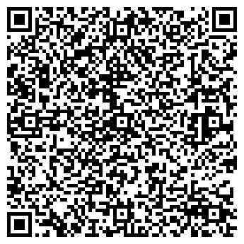 QR-код с контактной информацией организации ГАУ КЛЮЧЪ