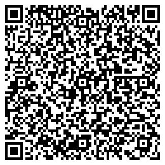 QR-код с контактной информацией организации КИРОВСКОЕ УКП