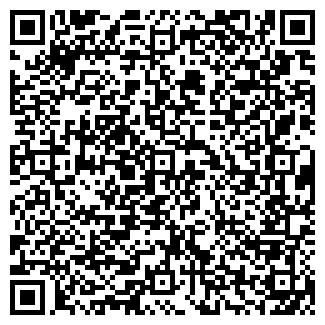 QR-код с контактной информацией организации ANDERSSEN