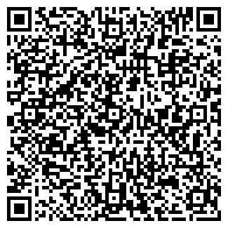 QR-код с контактной информацией организации СЕМЬ + Я