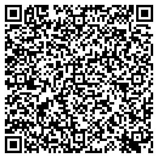QR-код с контактной информацией организации ВОЯЖ-777