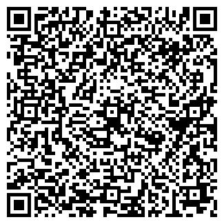 QR-код с контактной информацией организации ТРОН