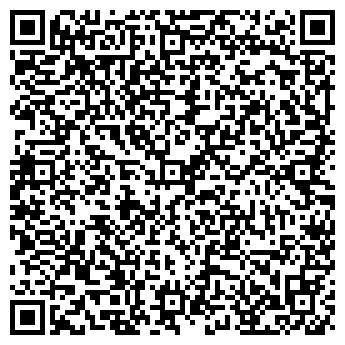 QR-код с контактной информацией организации Операционная касса № 7825/04
