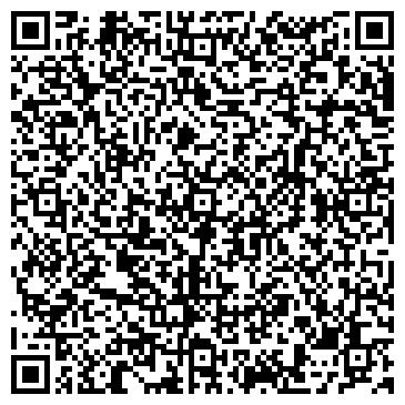 QR-код с контактной информацией организации КИЕВСКИЙ ЗАВОД МЕТАЛЛОИЗДЕЛИЙ ИМ.ПИСЬМЕННОГО