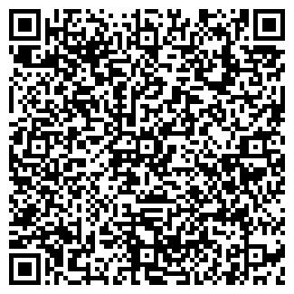 QR-код с контактной информацией организации ТЕХНОХАУЗ, ЗАО