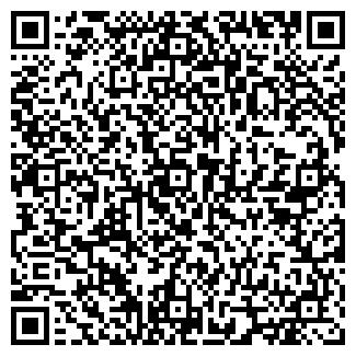 QR-код с контактной информацией организации АВ ЦЕНТР, ФИРМА