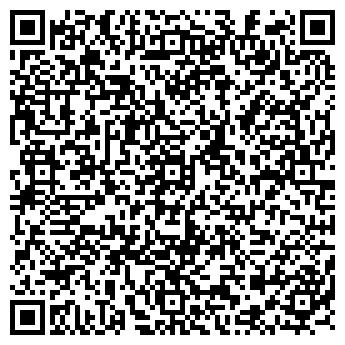 QR-код с контактной информацией организации УКРАВТОТЕНТ, ПРЕДПРИЯТИЕ