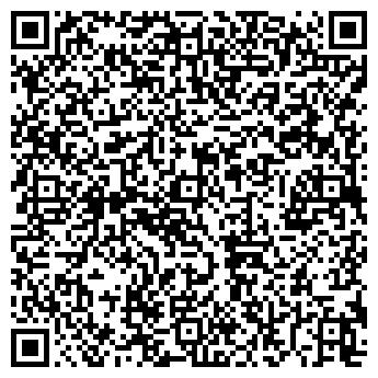 QR-код с контактной информацией организации ТЕРЕМОК, ДЕТСКИЙ САД № 36