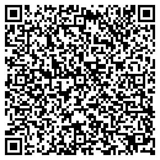 QR-код с контактной информацией организации УДАЧА, КОНЦЕРН
