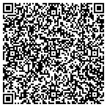 QR-код с контактной информацией организации Ветеринарная клиника «Белый волк»