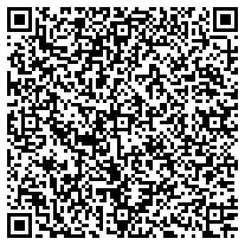 """QR-код с контактной информацией организации """"Ваша парикмахерская"""""""