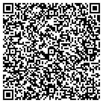 QR-код с контактной информацией организации СЕМЕЙНАЯ ПАРИКМАХЕРСКАЯ